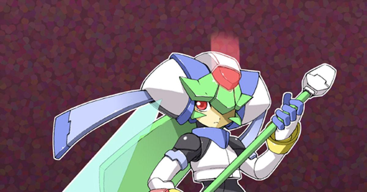 pandora, Mega Man ZX, Mega Man ZX / パンドラ - pixiv