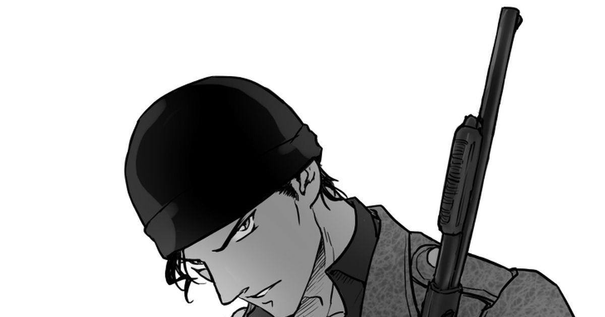 名探偵コナン 漫画 pixiv
