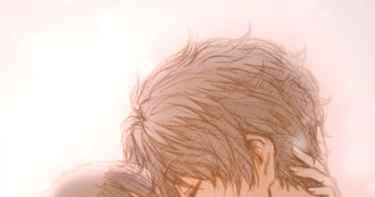 [#氷菓] KISS - Colorz's illustrations - pixiv