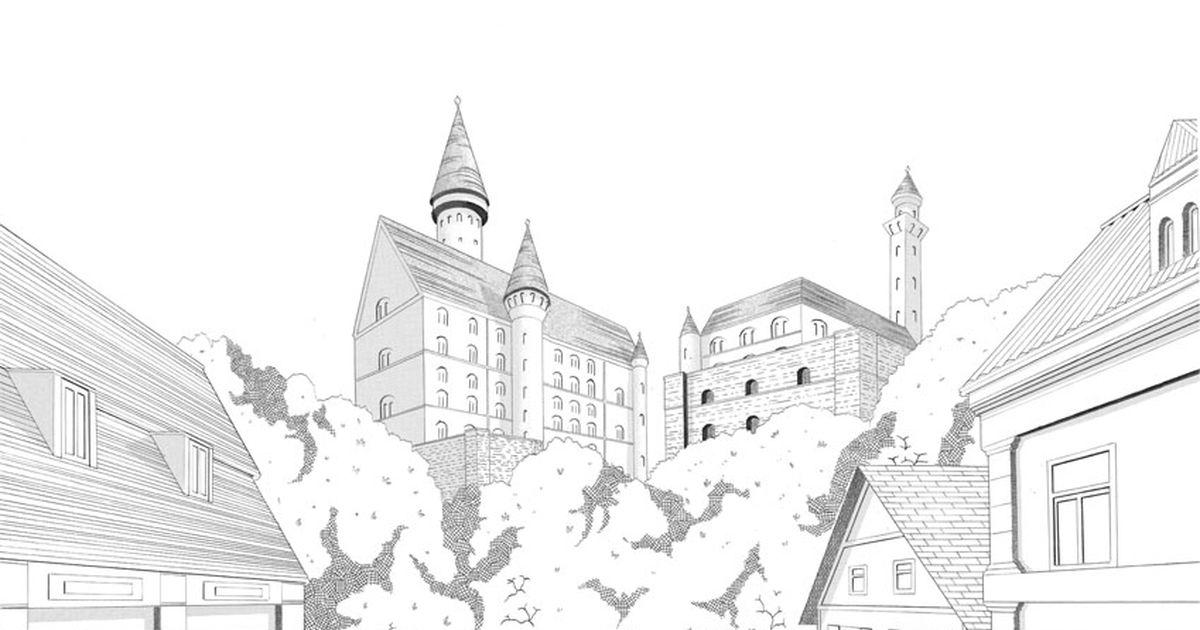 オリジナル西洋の街並み運嗣のイラスト Pixiv