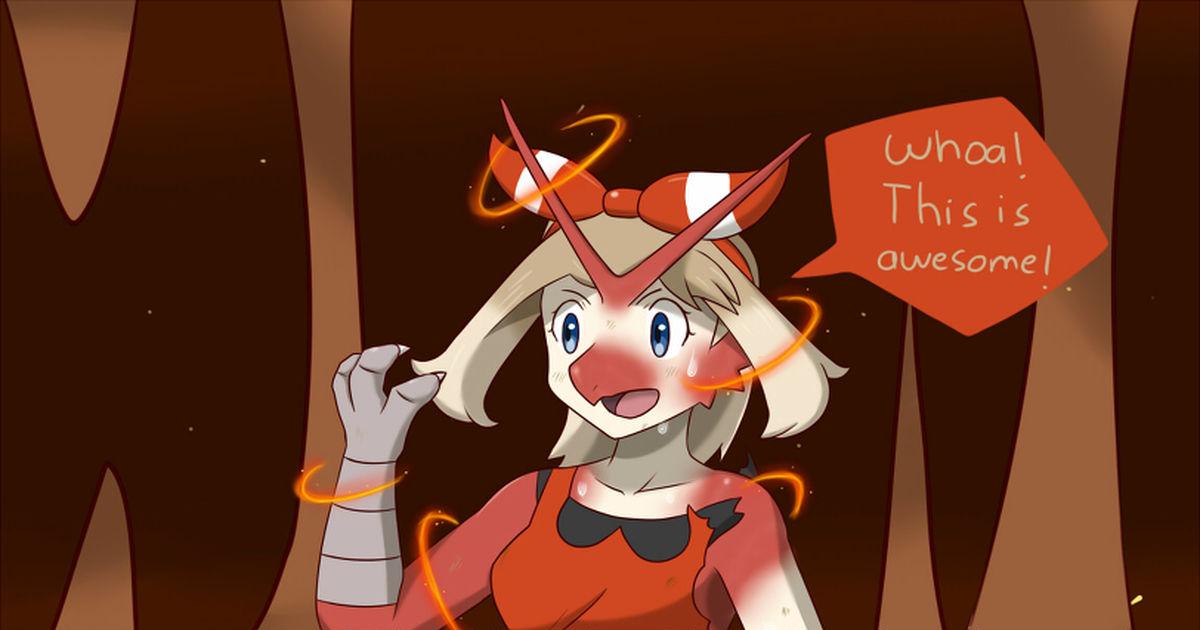 Tg transformation - Pokémon - YouTube