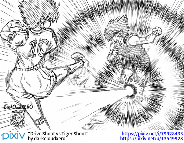 Drive Shoot vs Tiger Shoot