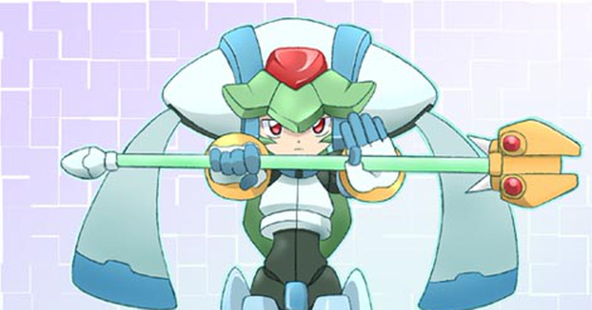Mega Man ZX, Mega Man ZX, Pandora (Mega Man) / プロメテ、パンドラ