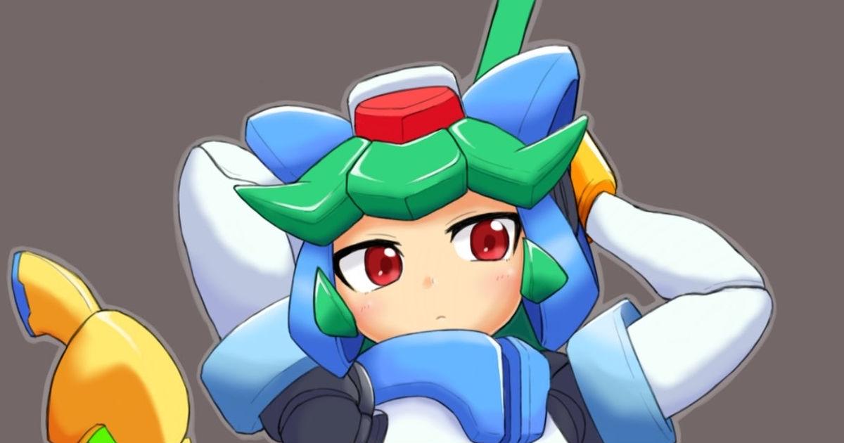 Pandora (Rockman ZX) Image #431099 - Zerochan Anime Image