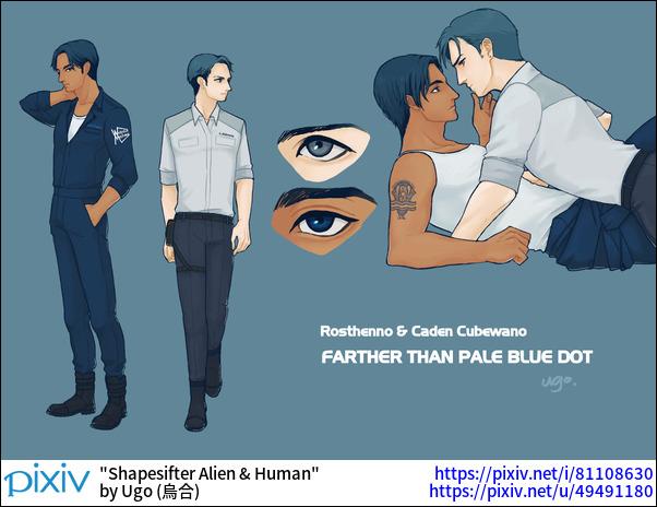Shapesifter Alien & Human