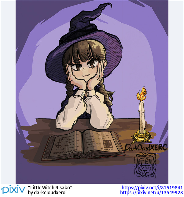 Little Witch Risako