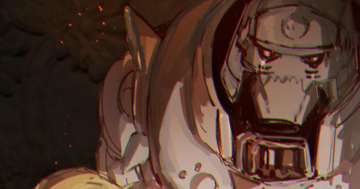 Fullmetal Alchemist / Don't forget 3.OCT.11 / October 3rd ...
