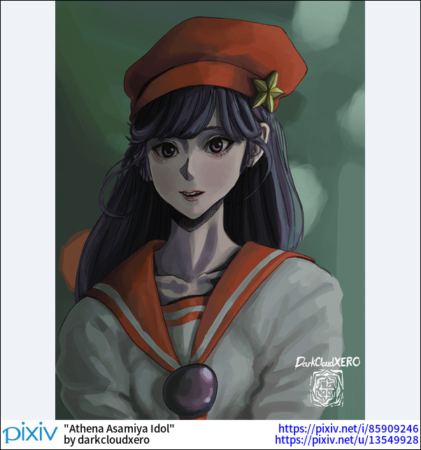 Athena Asamiya Idol