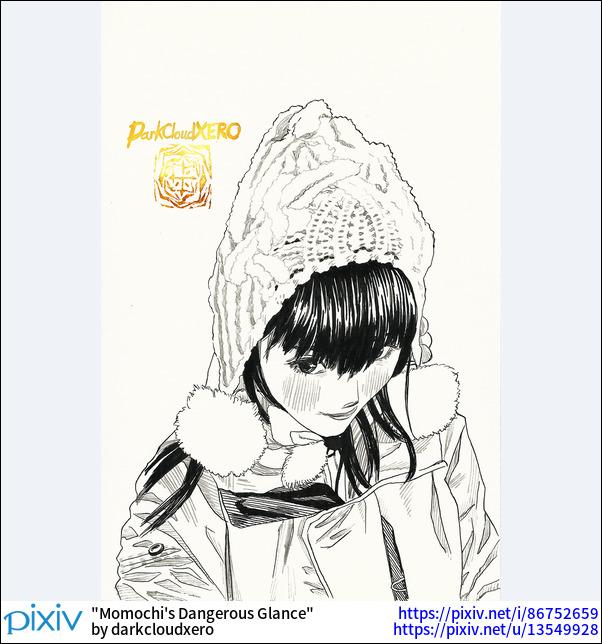 Momochi's Dangerous Glance