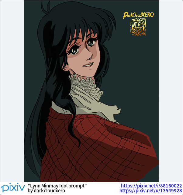 Lynn Minmay Idol prompt